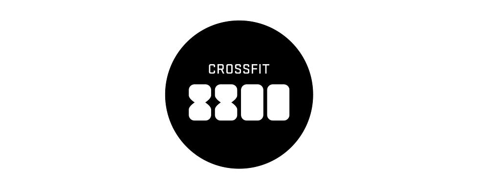 crossfit 8800 logo