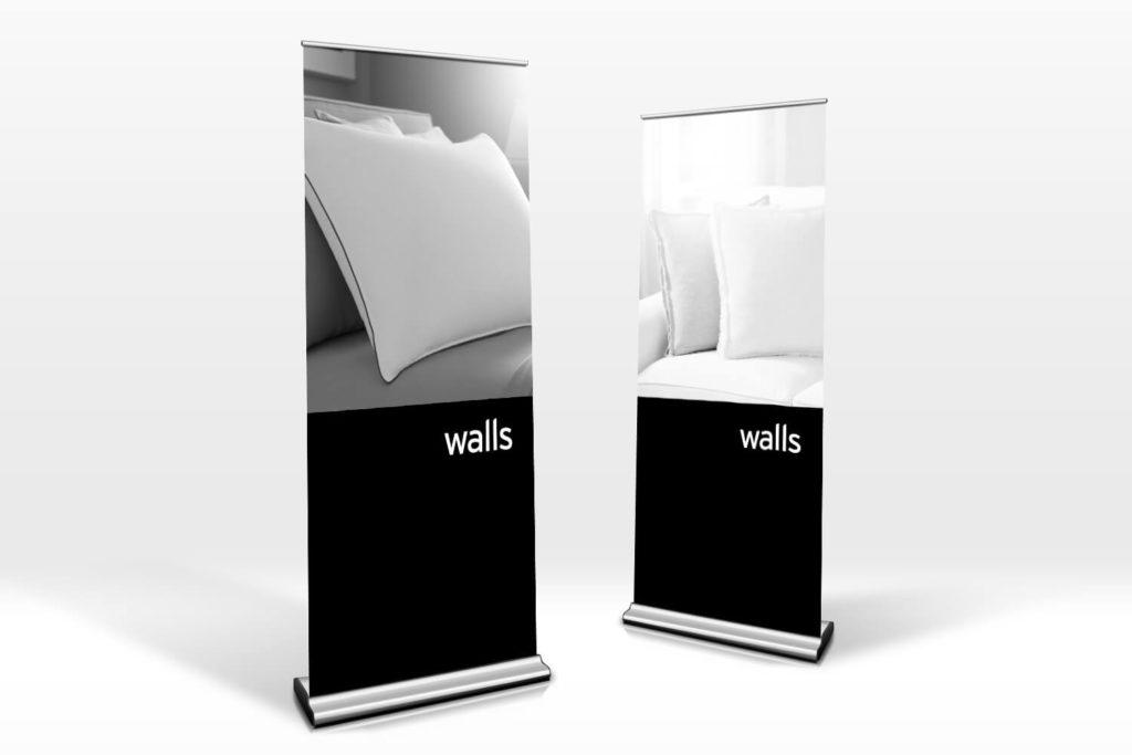 Walls rollups